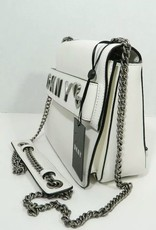 DKNY DKNY Smoke Convertible Backpack in White