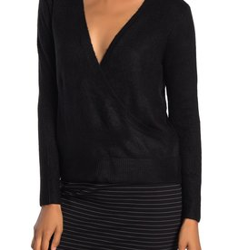 Vince Camuto Vince Camuto Neck Wrap Sweater Sz S