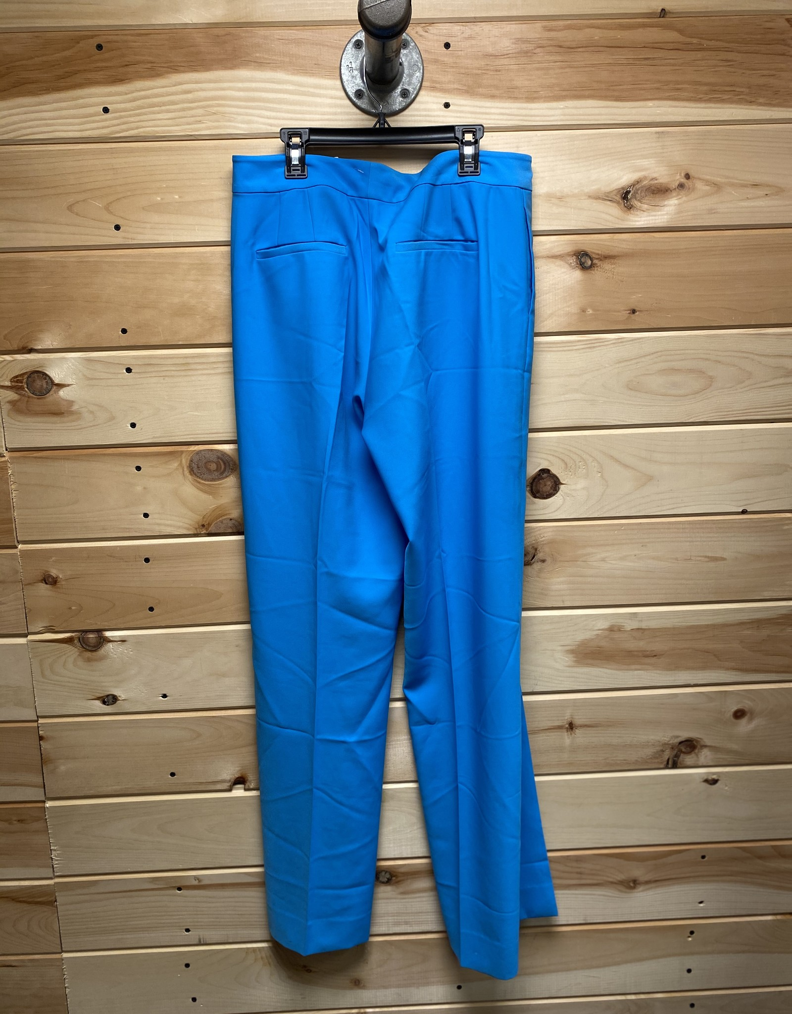 Frame Frame Soft Pleated Trousers Sz 12