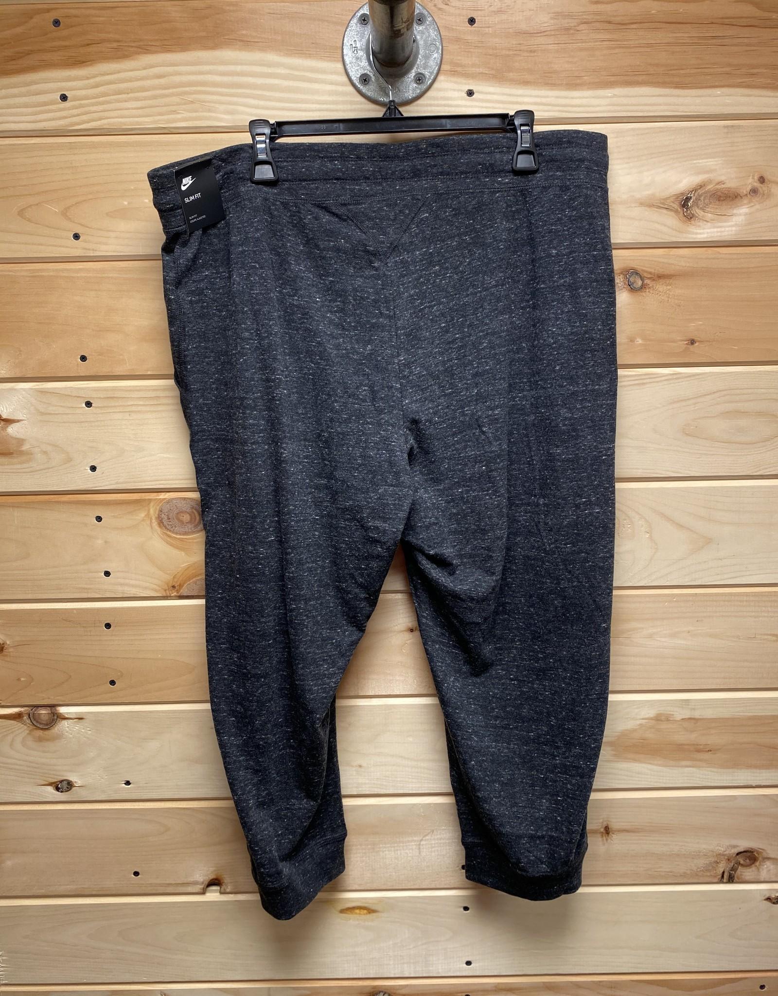 Nike Nike Plus Size Gym Vintage Capri Pants Sz 1X