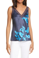 Ted Baker Ted Baker London Jeniee Floral Print Cami Sz 2