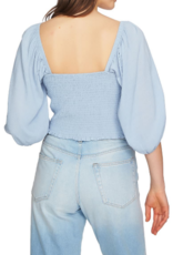 1.state 1.State Voluminous Sleeve Top Sz M