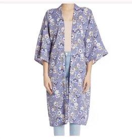 14th & Union 14th & Union Floral Kimono One Size #245E - 246E