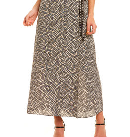 Max studio Max Studio Patterned Maxi Skirt Sz S