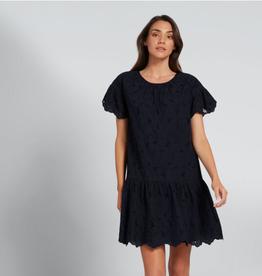 Seed Heritage Scallop Trim Dress Size 6