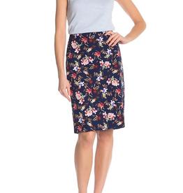 Philosophy Philosophy Floral Vented Pencil Skirt Sz 4