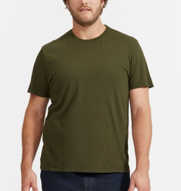 Everlane Everlane Men's Cotton Crew Forest Night T-Shirt Sz XL