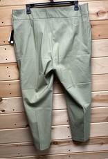 Premise Studio Premise Studio Bengaline Pull-On Ankle Pants Sz 3X