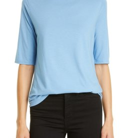 Nordstrom Signature Nordstrom Signature Boatneck Elbow Sleeve Tee