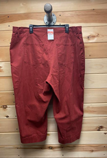 SANCTUARY Sanctuary Wide Leg Cropped Pants Size 24W