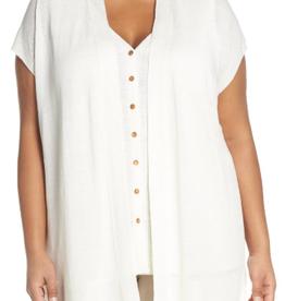 Lafayette 148 Lafayette 148 New York Linen Blend Sweater Size 3X