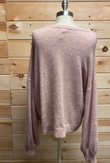 Madewell Madewell Balloon Sleeve Pullover Sweater Size L