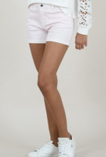 Molly Bracken Striped Shorts Rolled Edge