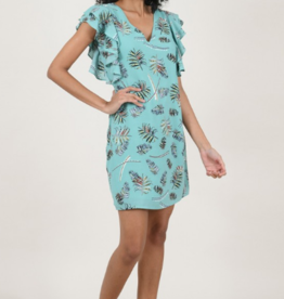 Molly Bracken Palm Green Dress