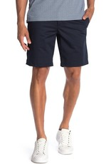 theory Theory Zaine Soft Sateen Flat Front Shorts Size Mens S