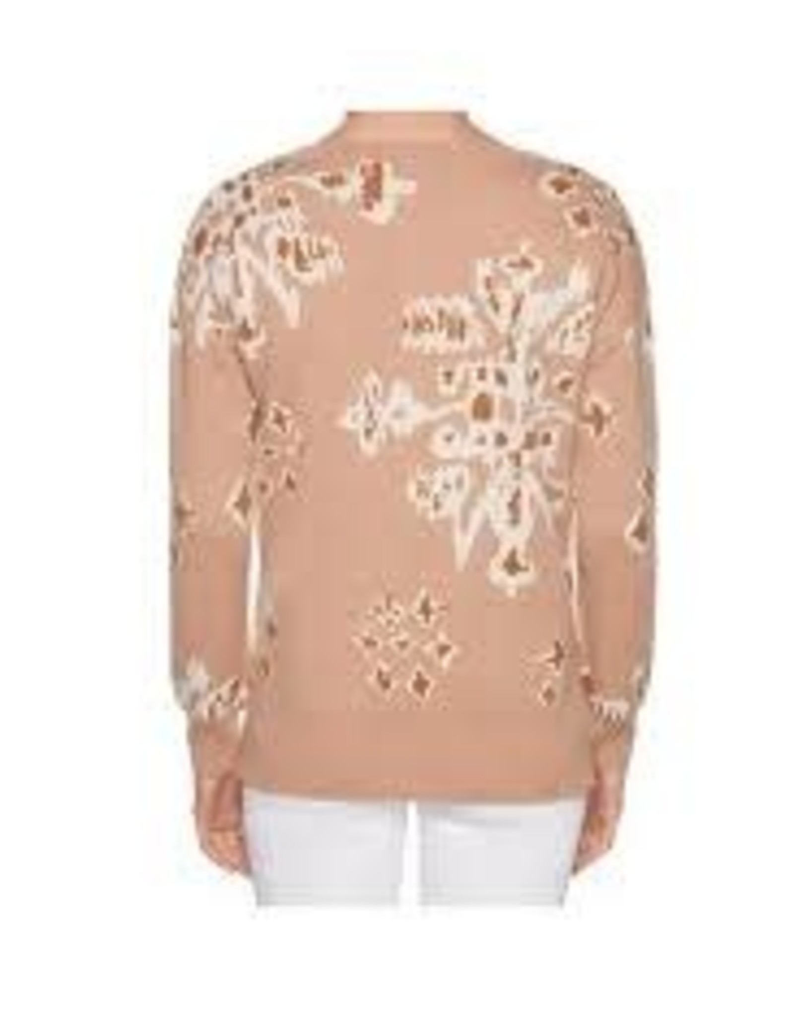 Magaschomi Magaschoni Snowflake Pullover Sz XL