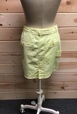 ATM ATM Stretch Cotton Mini Skirt Sz 6