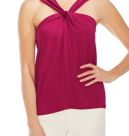Vince Camuto Vince Camuto Twist Front Halter Top Sz S