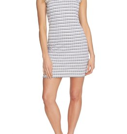 1.state 1.State Stripe Body-Con Dress
