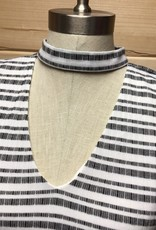 1.state 1.State Stripe Body-Con Dress