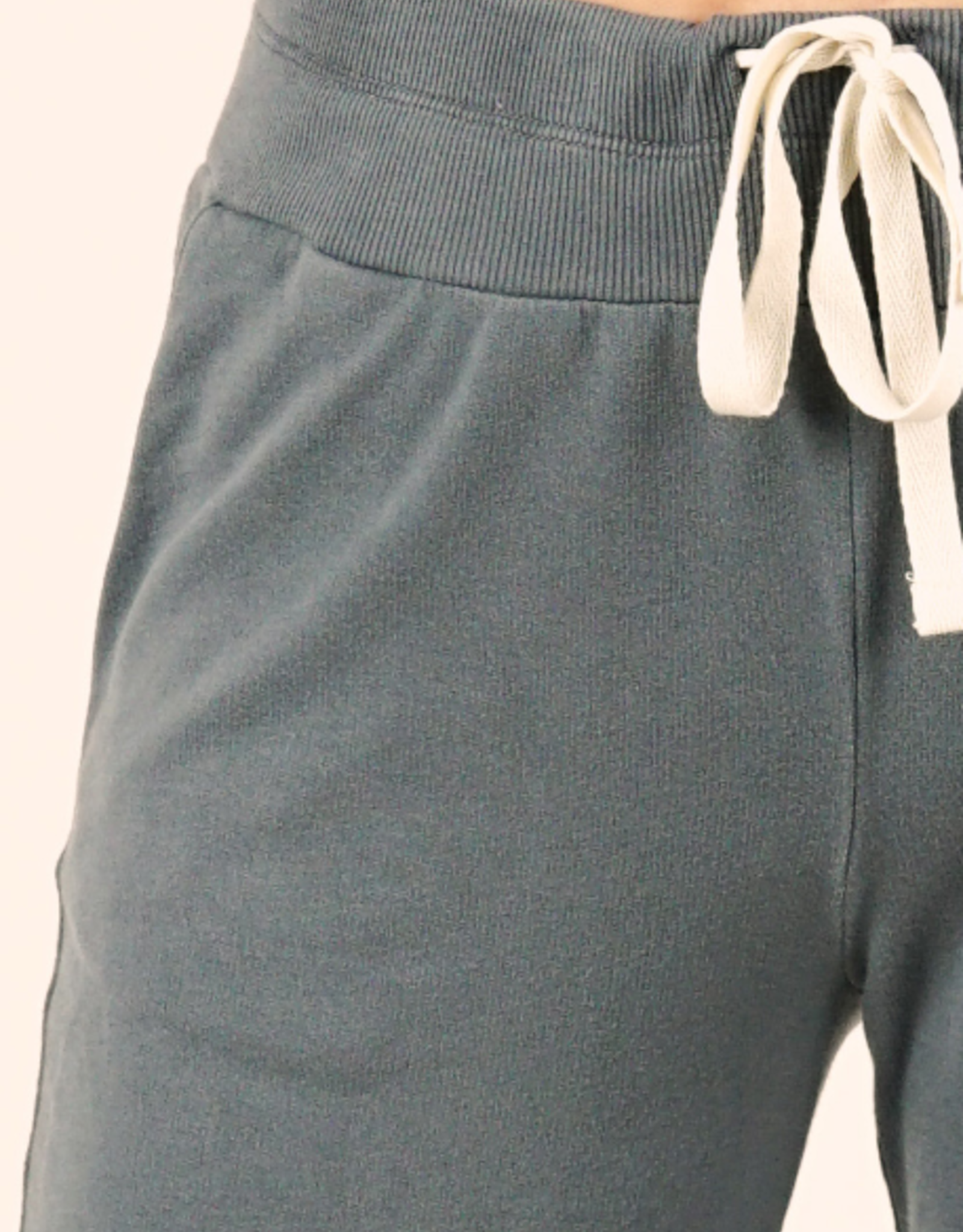 Love Stitch Pm Drawstring Pocket Jogger