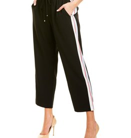 Laundry Laundry Side Stripe Drawstring Pant Sz M
