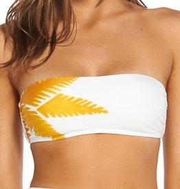 ViX ViX Tamarindo Bandeau Bikini Top Sz M