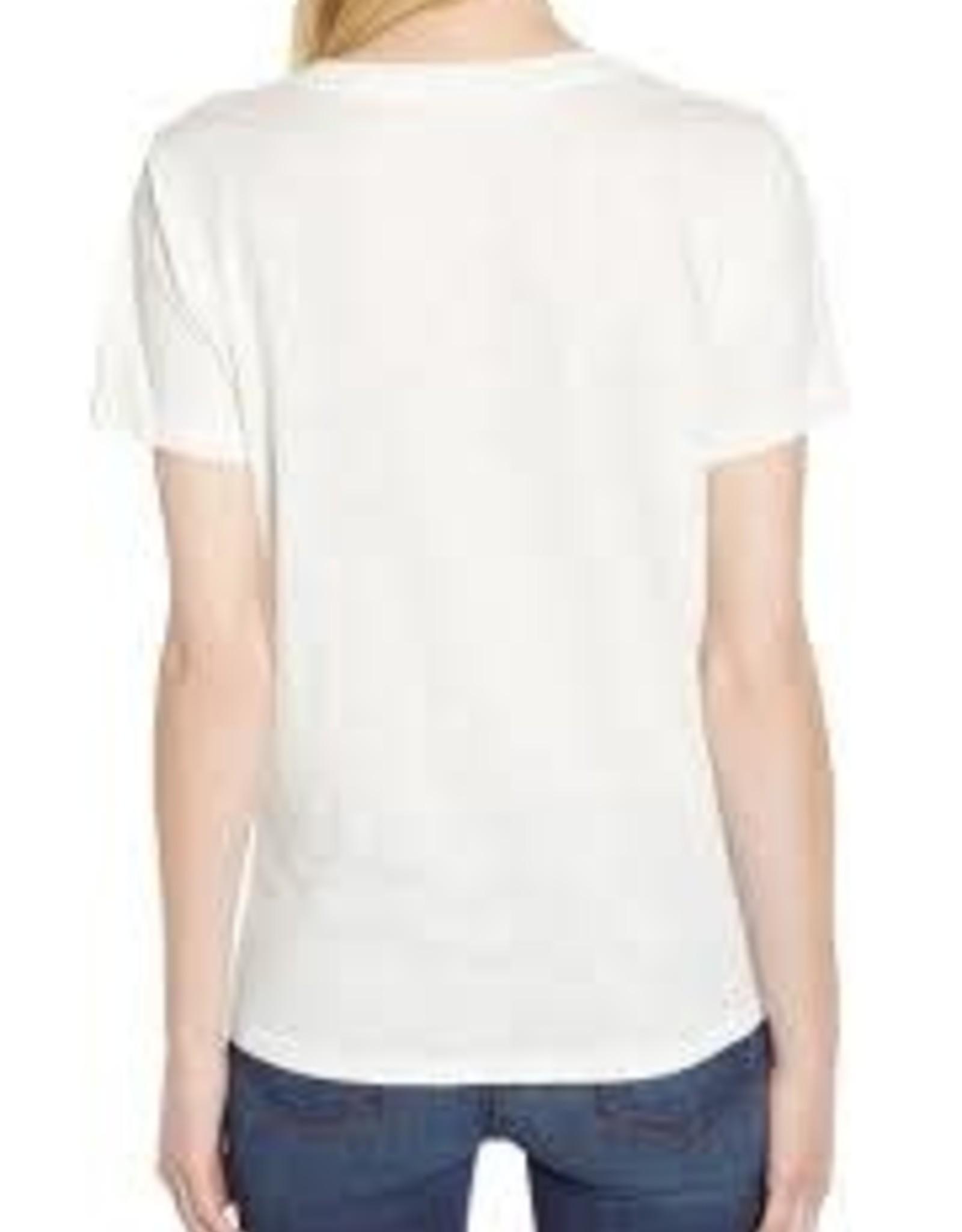 J. Crew J. Crew Tanti Baci Vintage Cotton T-Shirt Size L