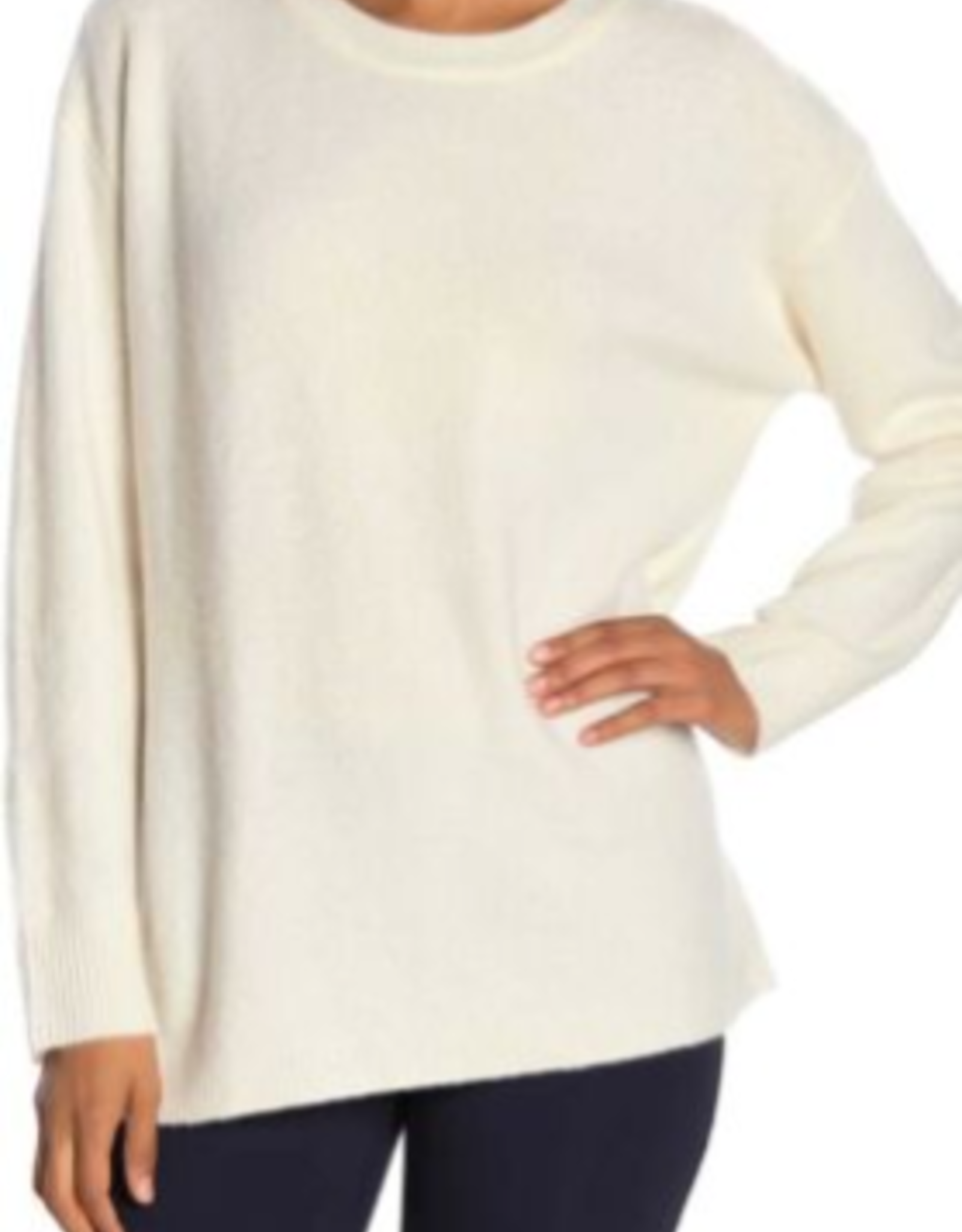 James Perse JAMES PERSE Oversized Cashmere Sweater Size 3