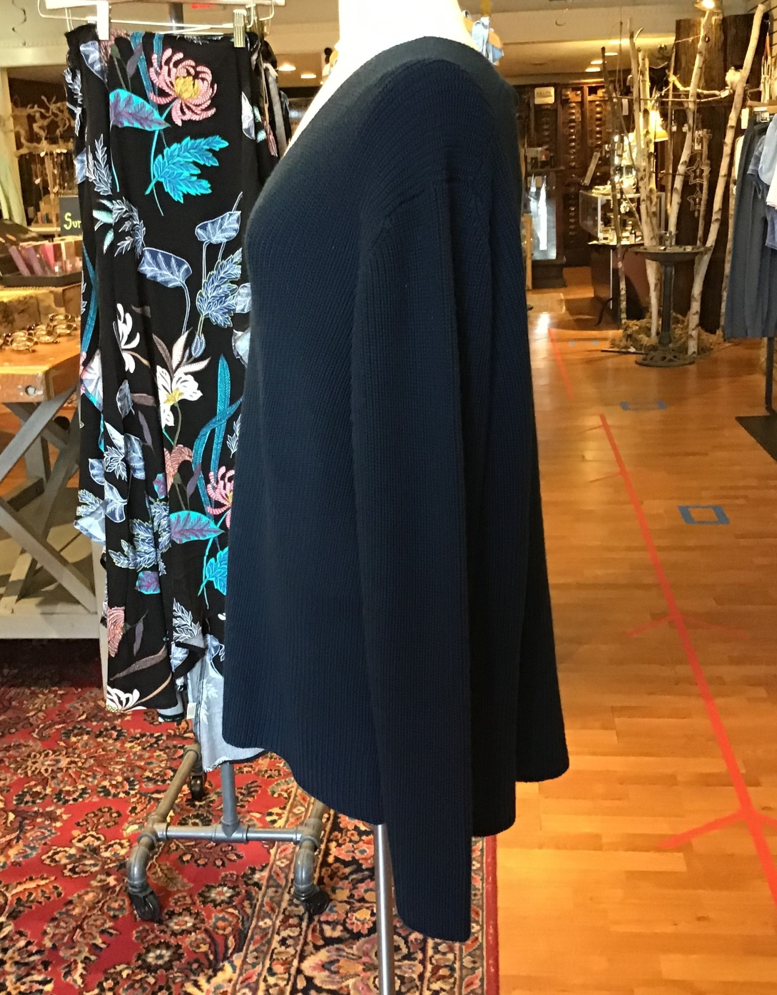 Velvet Velvet by Graham & Spencer Tayen Stitches Sweater Sz XL