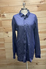 Boss Boss Denim Button Up Size 18