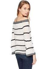 BB Dakota BB Dakota Shelly Off Shoulder Sweater