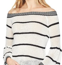 BB Dakota Shelly Off Shoulder Sweater