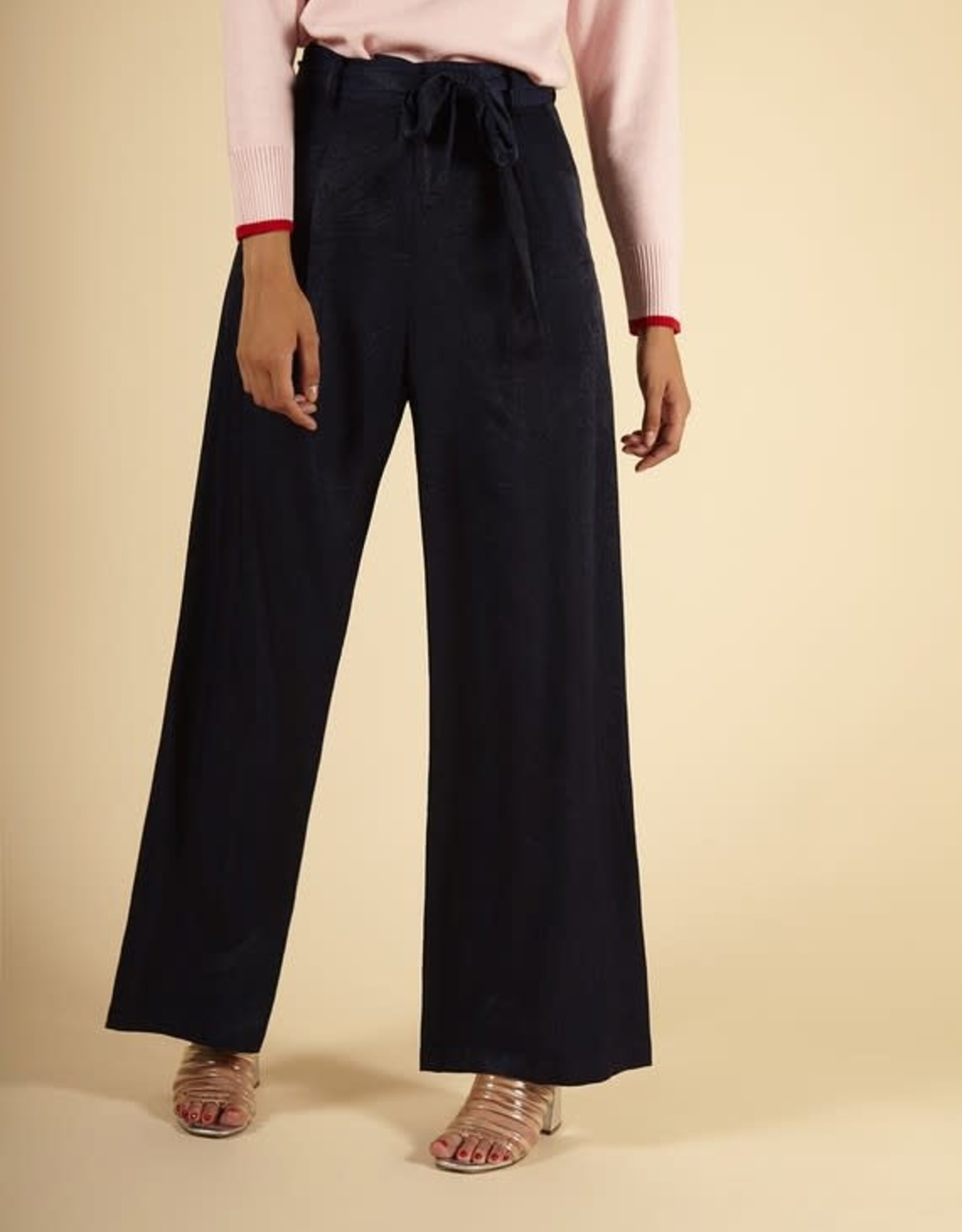 FRNCH Phedre Wide Leg Pants from FRNCH