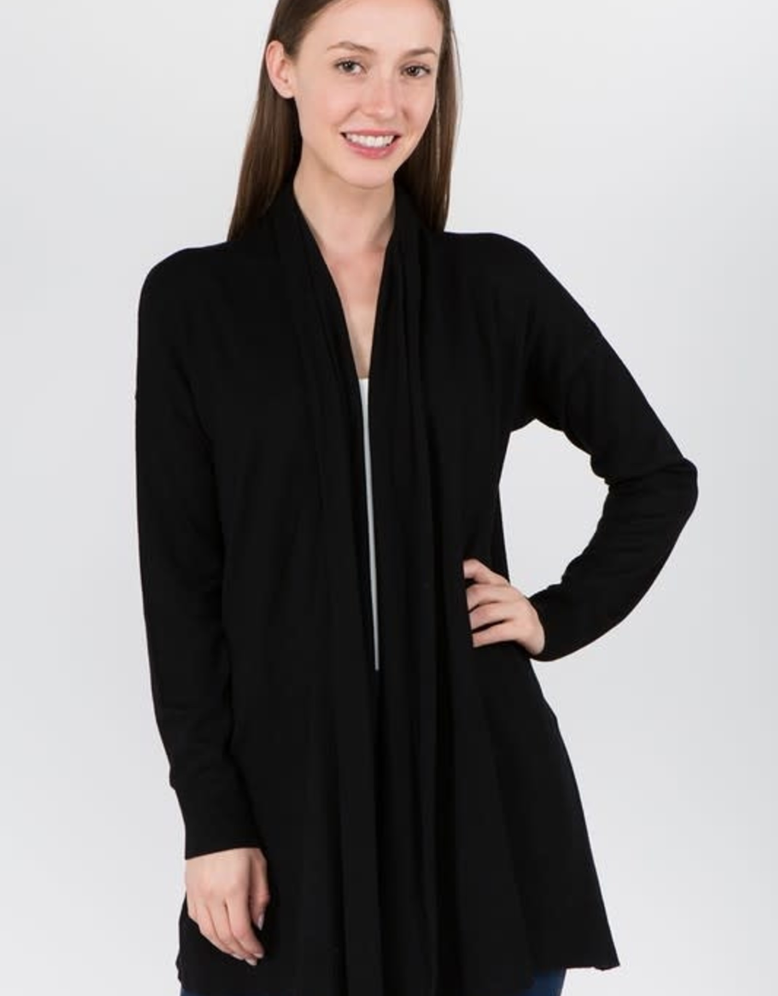 Dreamers by Debut Soft Open Front Cardigan