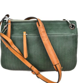 Empire Crossbody Multi Pocket Bag