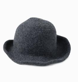 Look By M Wool Blend Bucket Hat