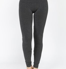 M Rena Heathered Tummy Tuck Legging