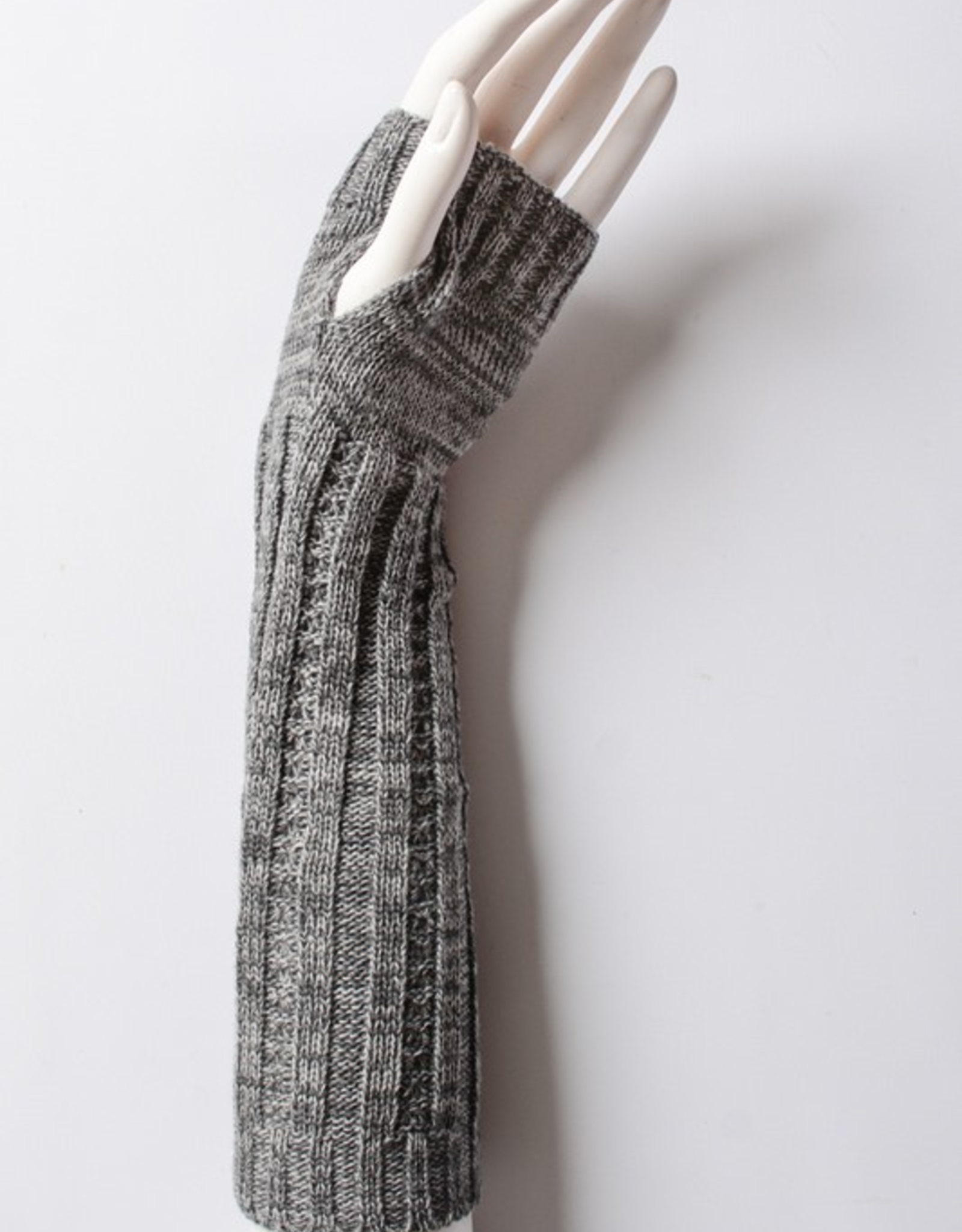 J Marcel Ribbed Arm Warmers