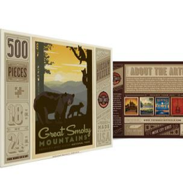 True South Puzzle True South Puzzles Great Smoky Mountains