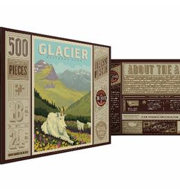 True South Puzzle True South Puzzle Glacier National Park