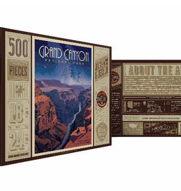 True South Puzzle True South Puzzle Grand Canyon