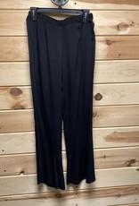 BB Dakota Black Wide Flare Pant