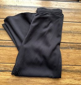 BB Dakota Black Wide Flare Pant