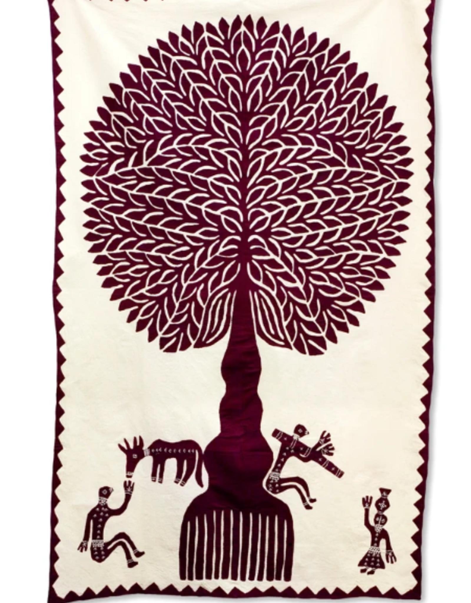 Indika Tree of Life Wall Hanging