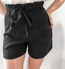 Molly Bracken Hi Waist Tie Front Shorts