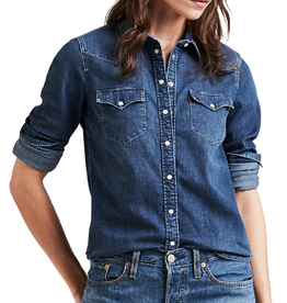 Levi's Ultimate Denim Button Down Shirt in Lotta Love
