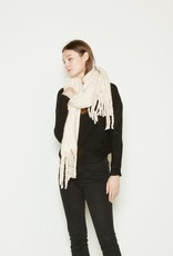 Look By M Brushed Confetti Grunge Scarf