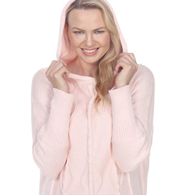 Neon Buddha Forest Pullover in Peachside