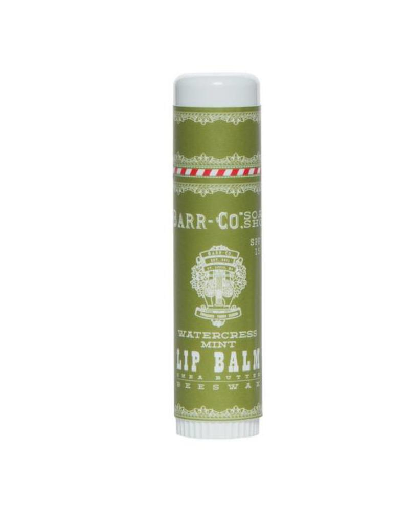 Barr & Co. Watercress Mint Lip Balm